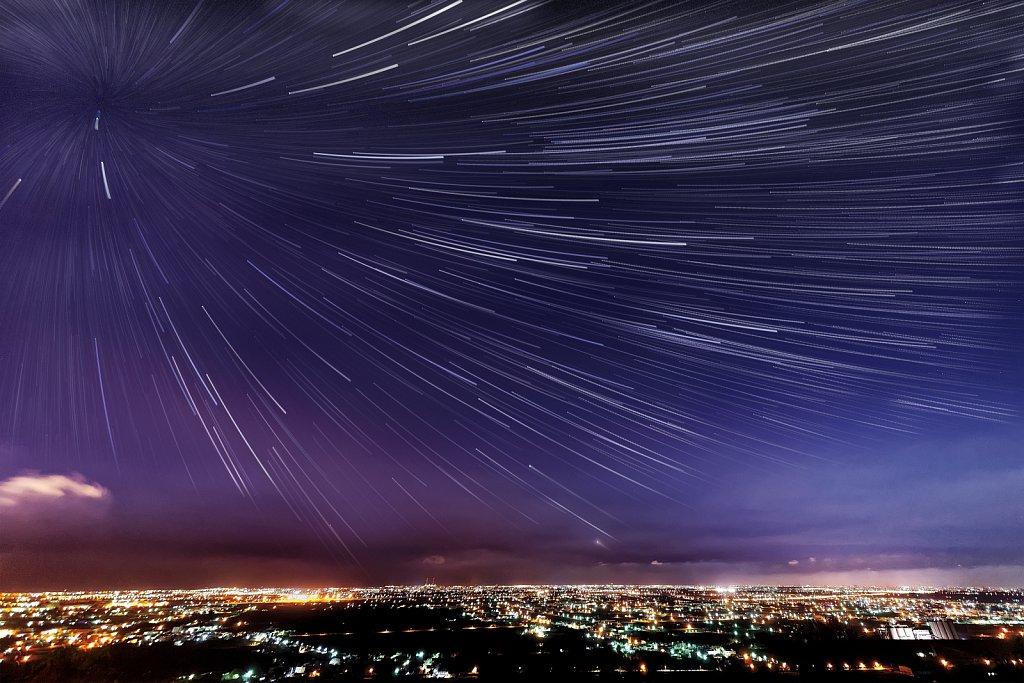 大岡山夜景-阿蓮-超峰寺