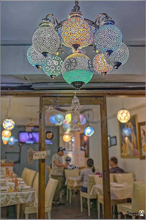 台南-主廚帽印度餐廳 Chef's Cap Indian Restaurant